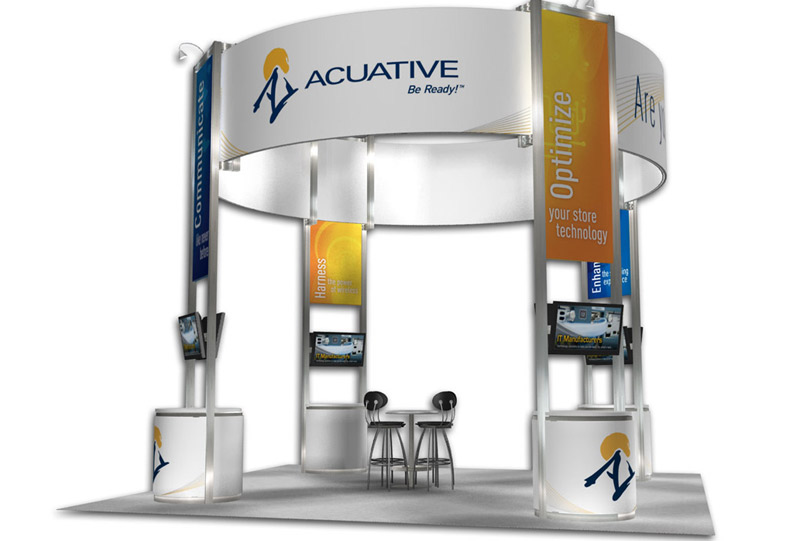 Southeast Exhibits Acuative Rental Exhibits