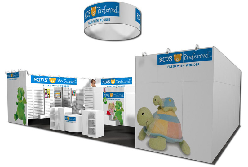 Southeast Exhibits Kids-Preferred Rental Exhibits