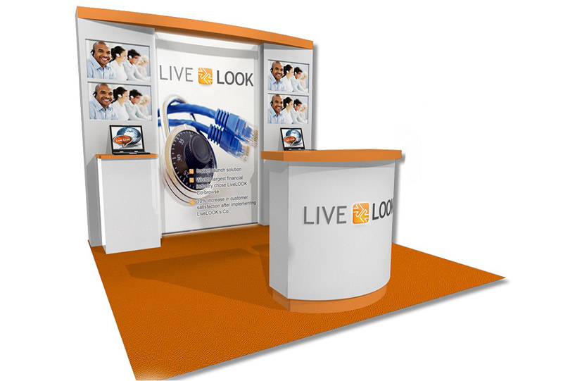 Southeast Exhibits Live-Look Custom Exhibits