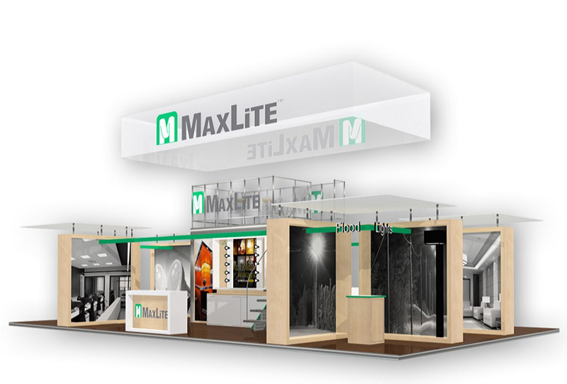Southeast Exhibits Maxlite Custom Exhibits