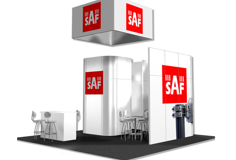 Southeast Exhibits SAF Rental Exhibits