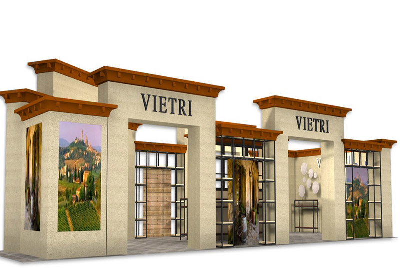 Southeast Exhibits Vietri Custom Exhibits
