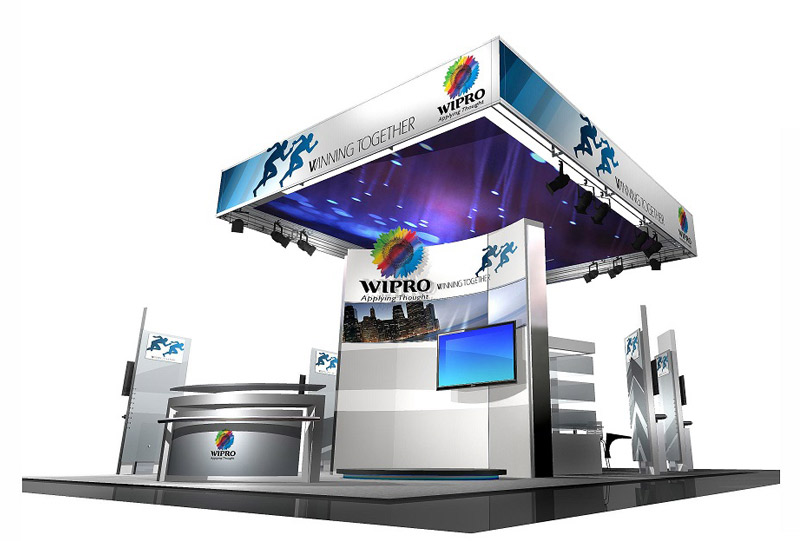 Southeast Exhibits WiPro1 Custom Exhibits