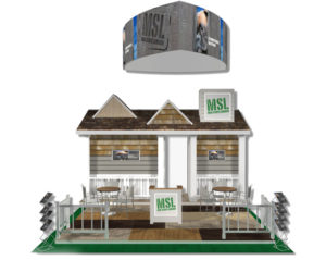Southeast Exhibits custom-exhibit-home-300x239 Creating the Ultimate Trade Show Experience with Exhibit Staging